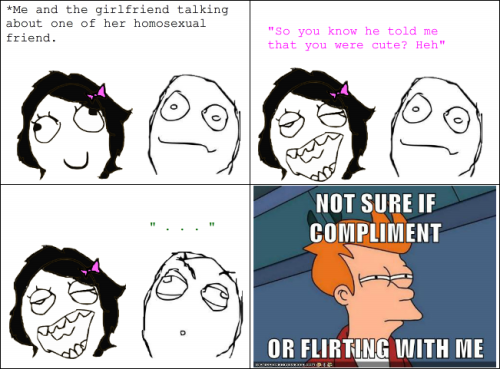 Gaycompliment